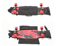 Free Roam Long Board & Bag