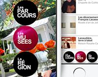 Lanaudière Ma Muse / App / 2013