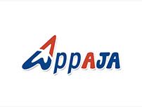 APPAJA Logo Design