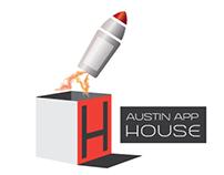 Austin App House Logo Design