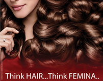 Femina Plus - Magazine & Newspaper Ads