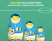 La Gazzetta dello Sport \ New Gazzetta.it