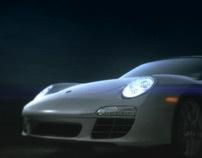 Porsche 911 Microsite