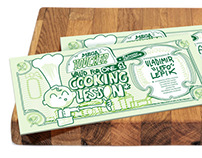 Cooking Lesson voucher