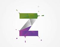 SZ logo animation
