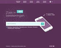Berekenen.nl - Dutch concept!