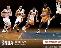 La Gazzetta dello Sport \ NBA History