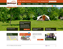 Webdesign for Holtkamper