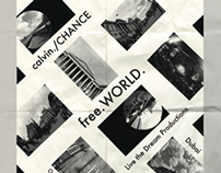free.WORLD posters