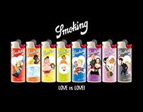 SMOKING - Love is Love