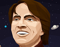 We Are Made of Star Stuff - Carl Sagan