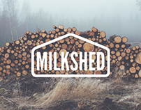 Milkshed Visual Identity - Feb 2013