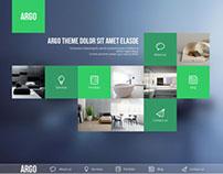 Argo - Modern Metro UI Theme