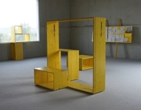 modular system for exhibitions