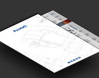 PureteQ - updated visual identity