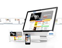 Concern India Foundation Website Design