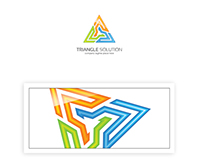 Triangle Solution Logo