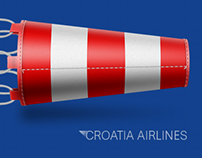 Croatia Airlines - Christmas Pilot