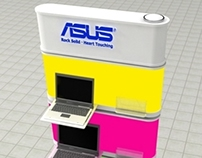 asus laptop  stand
