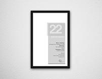 22 Info-Graphics Flyer