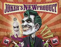 The Joker CD cover