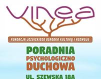 Poradnia Psychologiczno-Duchowa Fundacji Vinea.