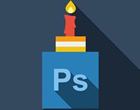Photoshop's 24th Birthday