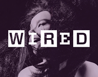 Wired Magazine - iPad ( Tablet )