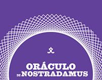 ORÁCULO DE NOSTRADAMUS - Poster Design