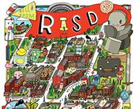 RISD Map