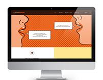 Crowdanalyzer Landing Page