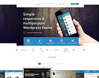 Portfolio Creative Agency Web Design SOLD
