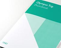 Olympus Trip Photobook