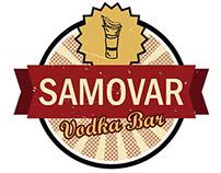 Logo+ responsive web design - Samovar