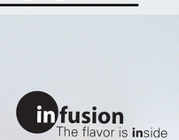 InFusion flavored dinnerware
