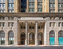Esperson Historical Buildings - Houston, Texas