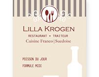 Graphic design - Lilla Krogen Paris