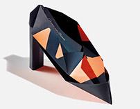 NY Festivals 2014 | Gianvito Rossi Origami Invites