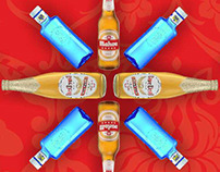 Mahou beer - India launch event