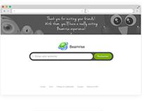 Web design - Inside Beamrise Browser