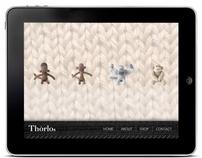Thorlo iPad App