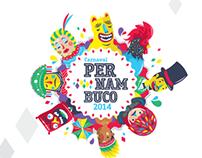 Carnaval Pernambuco 2014