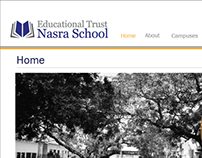 Educational Trust Nasra School | Web & Publication