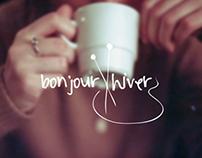 Bonjour Hiver | Logo