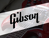 Gibson web design