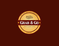 Grab & Go Sandwiches Logo Design