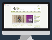 Digital Repository of Ireland - Website