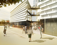 Dandenong Student Housing