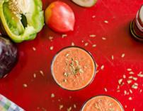 Summer food Photography