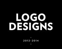 Logo Designs 2012-14